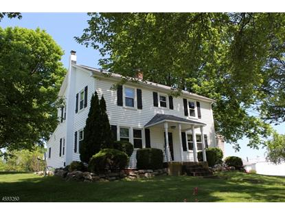 40 Mt Hermon Rd  Blairstown, NJ MLS# 3277557