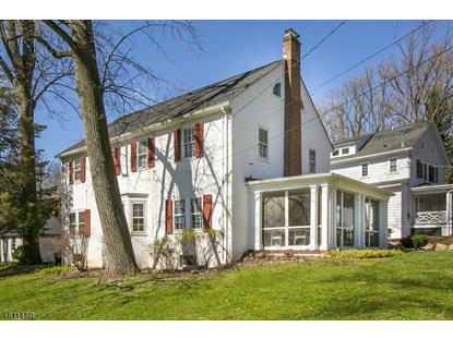 54 Claremont Ave  Maplewood, NJ MLS# 3293175