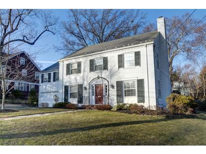 17 Curtis Pl  Maplewood, NJ MLS# 3296235