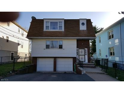 121-123 ROSSITER AVE  Paterson, NJ MLS# 3298791