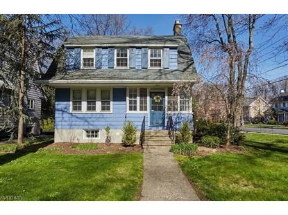 29 Kensington Ter  Maplewood, NJ MLS# 3299433