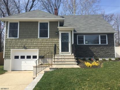 254 Hillside Ave  Cranford, NJ MLS# 3299887