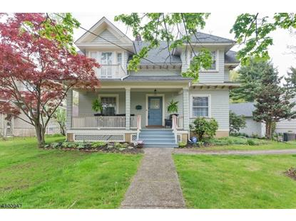 505 Orange Ave  Cranford, NJ MLS# 3301717