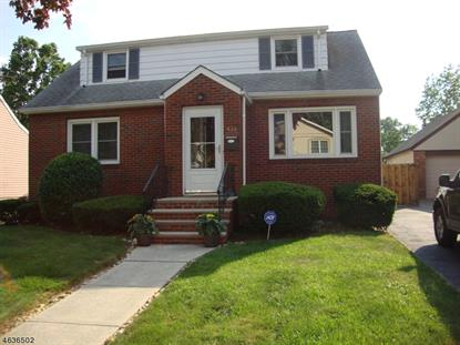 434 Maplewood Ave  Roselle Park, NJ MLS# 3316382