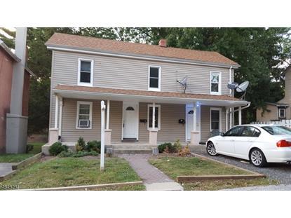 129 Bergen St  Hackettstown, NJ 07840 MLS# 3328339