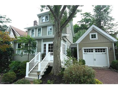 36 W Parker Ave  Maplewood, NJ MLS# 3337537