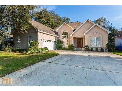 511 Clement Cir  Saint Simons Island, GA MLS# 7281309