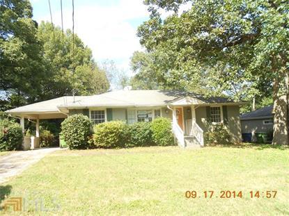 1564 Van Vleck Ave  Atlanta, GA MLS# 7337712