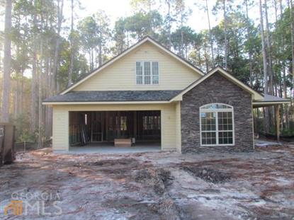 68 Cedar Hill Dr  Saint Marys, GA MLS# 7344727