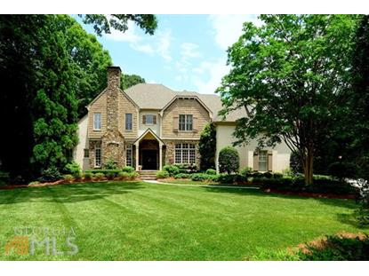 6057 Heards Dr  Sandy Springs, GA MLS# 7391133