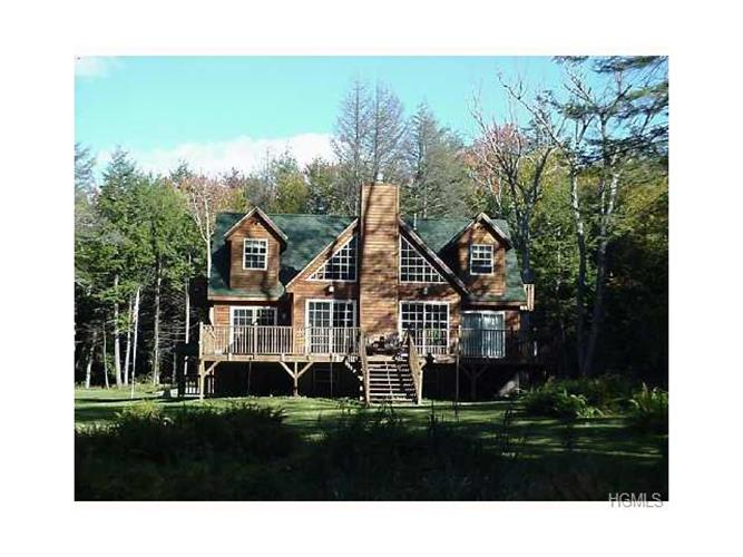 726 ANDERSON Road, Parksville, NY 12768