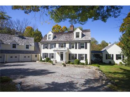 30 Knapp Road Pound Ridge, NY MLS# 3403166