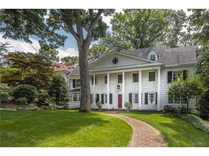 25 Ridge Road Bronxville, NY MLS# 4428903