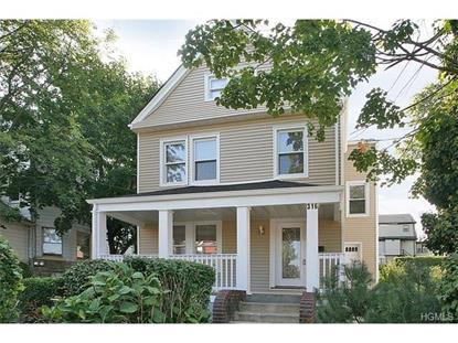 316 Highland Avenue Mount Vernon, NY MLS# 4434110