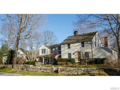 236 Eastwoods Road Pound Ridge, NY MLS# 4445940