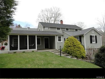 120 Barnegat Road Pound Ridge, NY MLS# 4507888