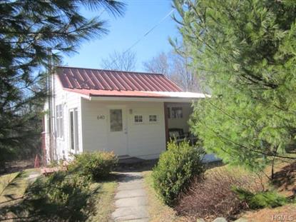 640 Red Hills Knolls Road Grahamsville, NY MLS# 4520594