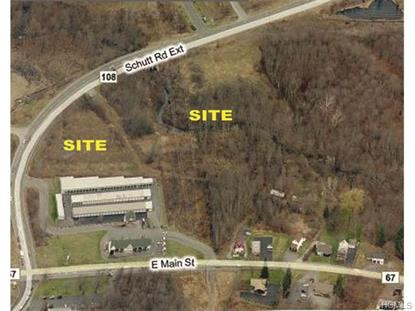 0 Schutt Road Ext  Wallkill, NY MLS# 4530962