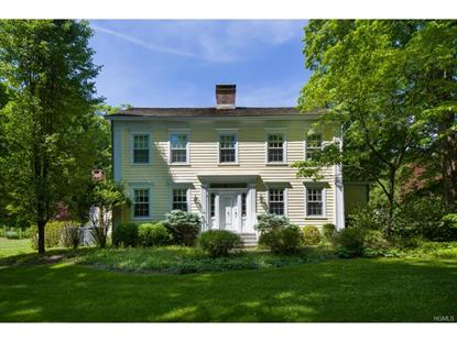 134 Boutonville Road Pound Ridge, NY MLS# 4603746