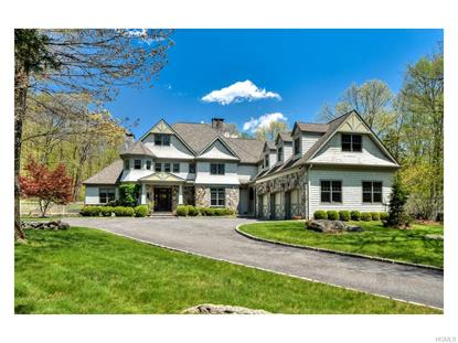 201 Upper Shad Road Pound Ridge, NY MLS# 4614879