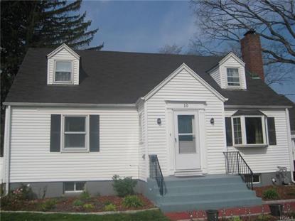 10 Judith Street Nanuet, NY MLS# 4616368