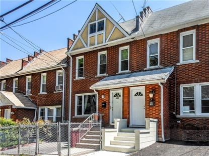 106 Frederic Street Yonkers, NY MLS# 4621763