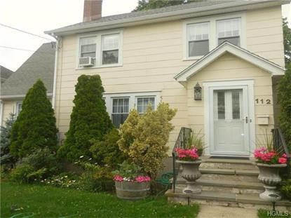 112 Perry Avenue Port Chester, NY MLS# 4629687
