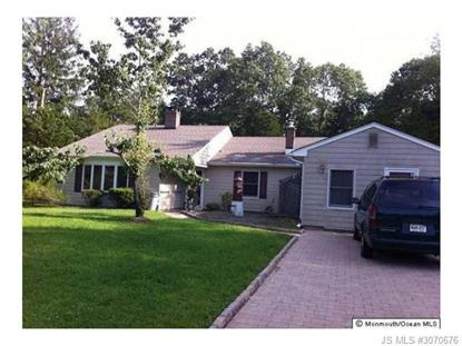 63 E Pleasant Grove Rd  Jackson, NJ MLS# 3070676
