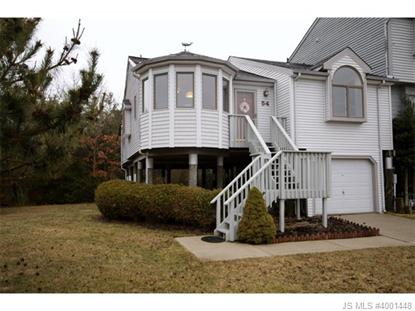 54 Oakland Bay  LITTLE EGG HARBOR, NJ MLS# 4001448
