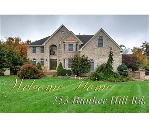 353 Bunker Hill Road, Princeton, NJ - USA (photo 1)