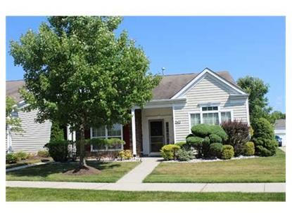 542 WATERSIDE BLVD  Monroe, NJ MLS# 1418183