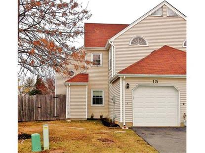 15 CUMMINGS CT  Freehold, NJ MLS# 1500796