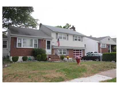 221 REMSEN AVE  Avenel, NJ MLS# 1504653