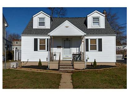 554 HARRISON AVE  South Plainfield, NJ MLS# 1505439