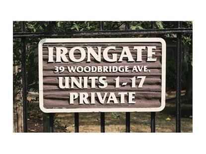 7 Irongate Road Metuchen, NJ MLS# 1604198