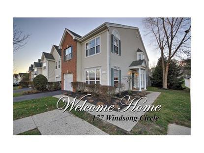 177 Windsong Circle East Brunswick, NJ MLS# 1610813