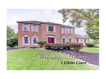 1 Elkins Court Princeton Junction, NJ MLS# 1623443