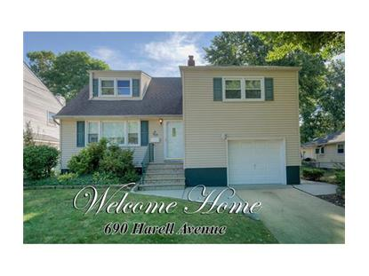 690 Harrell Avenue Woodbridge, NJ MLS# 1703006