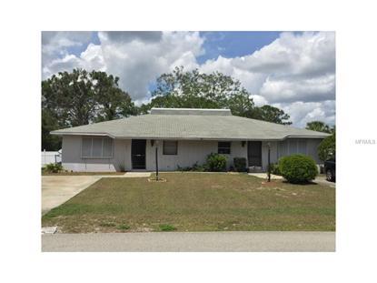 4634 CADAGUA  DR Sebring, FL MLS# A4118876