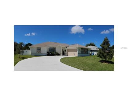 11695  CLAREMONT DR  Port Charlotte, FL 33981 MLS# D5905262