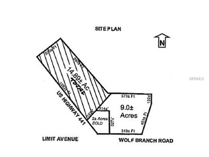 US HIGHWAY 441   Mount Dora, FL MLS# G4802066