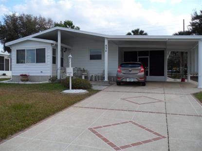 624 TARRSON  BLVD The Villages, FL MLS# G4809052