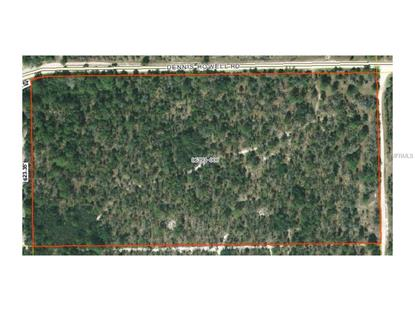 DENNIS HOWELL  RD Perry, FL MLS# G4812389