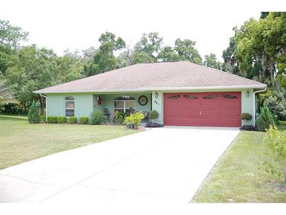 841 BERRYHILL  CIR Fruitland Park, FL MLS# G4816485