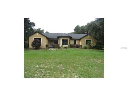206 JOSEPHINE  AVE Fruitland Park, FL MLS# G4818103