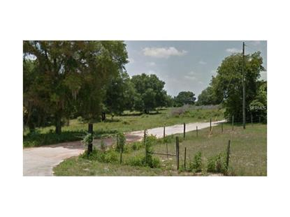 COUNTY ROAD 33 N Groveland, FL MLS# G4825195