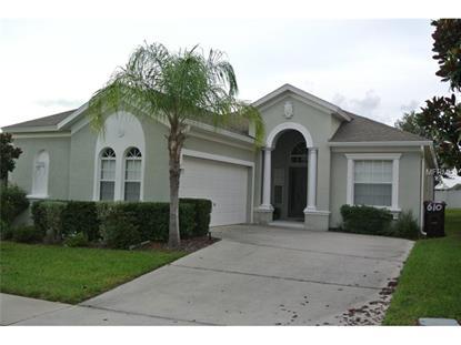 614 COPELAND  DR Haines City, FL MLS# O5313914