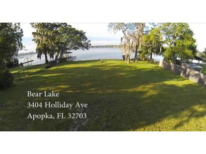 3404 HOLLIDAY AVENUE Apopka, FL MLS# O5325046