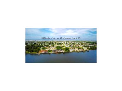 2406  JOHN ANDERSON DR  Ormond Beach, FL MLS# O5375307