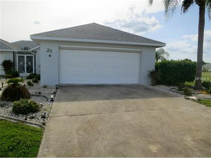 21 CLUBHOUSE LANE Sebring, FL MLS# P4701110